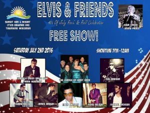 Elvis & Friends July 4th Show