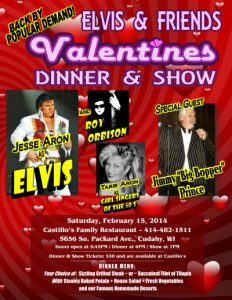 Elvis & Friends Valentine Show