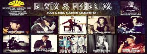 Elvis & Friends Rock and Country Celebration