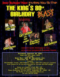 Elvis Birthday Blast
