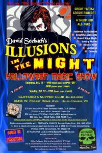 David Seebach's Illusions In The Night
